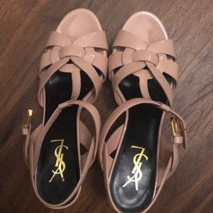 100% authentic YSL shoes